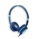 Headphone Kids com Limitador de Volume Azul 1,2m I2GO Basic