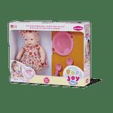 Boneca Mini Pop Joy Papa Bambola