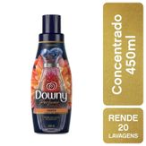 Amaciante de Roupa Concentrado Adorável Downy Perfume Collection Frasco 450ml
