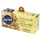Barra de Cereal Banana Nutry Caixa 66g com 3 Unidades