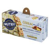 Barra de Cereal Castanha Nutry Caixa 66g com 3 Unidades