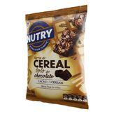 Barra de Cereal Bolo de Chocolate Nutry Pacote 66g com 3 Unidades