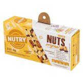 Barra de Nuts Original Nutry Caixa 60g com 2 Unidades
