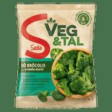 Brócolis Congelado Veg&Tal Sadia Pacote 1kg