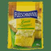 Mistura para Bolo Limão Cremoso Fleischmann Sachê 390g