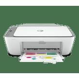 Impressora Multifuncional Deskjet 2776 Ink Advantage Wireless Branca HP