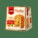 Panettone de Frutas Confiare Caixa 400g