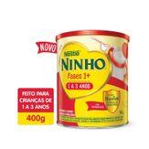 Composto Lácteo Ninho Nestlé Lata Fases 1+ Nestlé Lata 400g