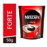 Café Solúvel Granulado Forte Tradição Nescafé Sachê 50g
