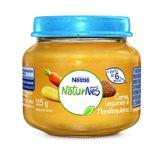 Sopinha Carne, Legumes e Mandioquinha Naturnes Nestlé Vidro 115g