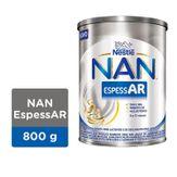 Fórmula Infantil para Lactentes Nan Espessar Nestlé Lata 800g