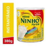 Composto Lácteo Ninho Nestlé Lata Forti+ Nestlé Lata 380g