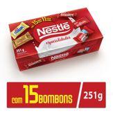 Bombom Especialidades Nestlé Pacote 251g