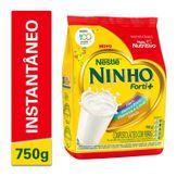 Composto Lácteo Ninho Nestlé Lata Forti+ Nestlé Lata 750g