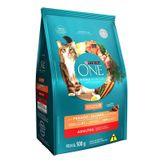 Alimento para Gatos Adultos Frango e Salmão One Visible Nutrition Purina Pacote 500g