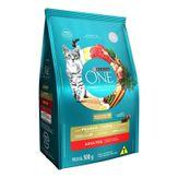 Alimento para Gatos Adultos Frango e Carne One Visible Nutrition Purina Pacote 500g