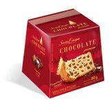 Mini Panettone de Chocolate Premium Santa Edwiges Caixa 80g
