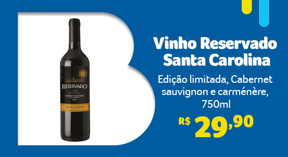 Vinho Carolina